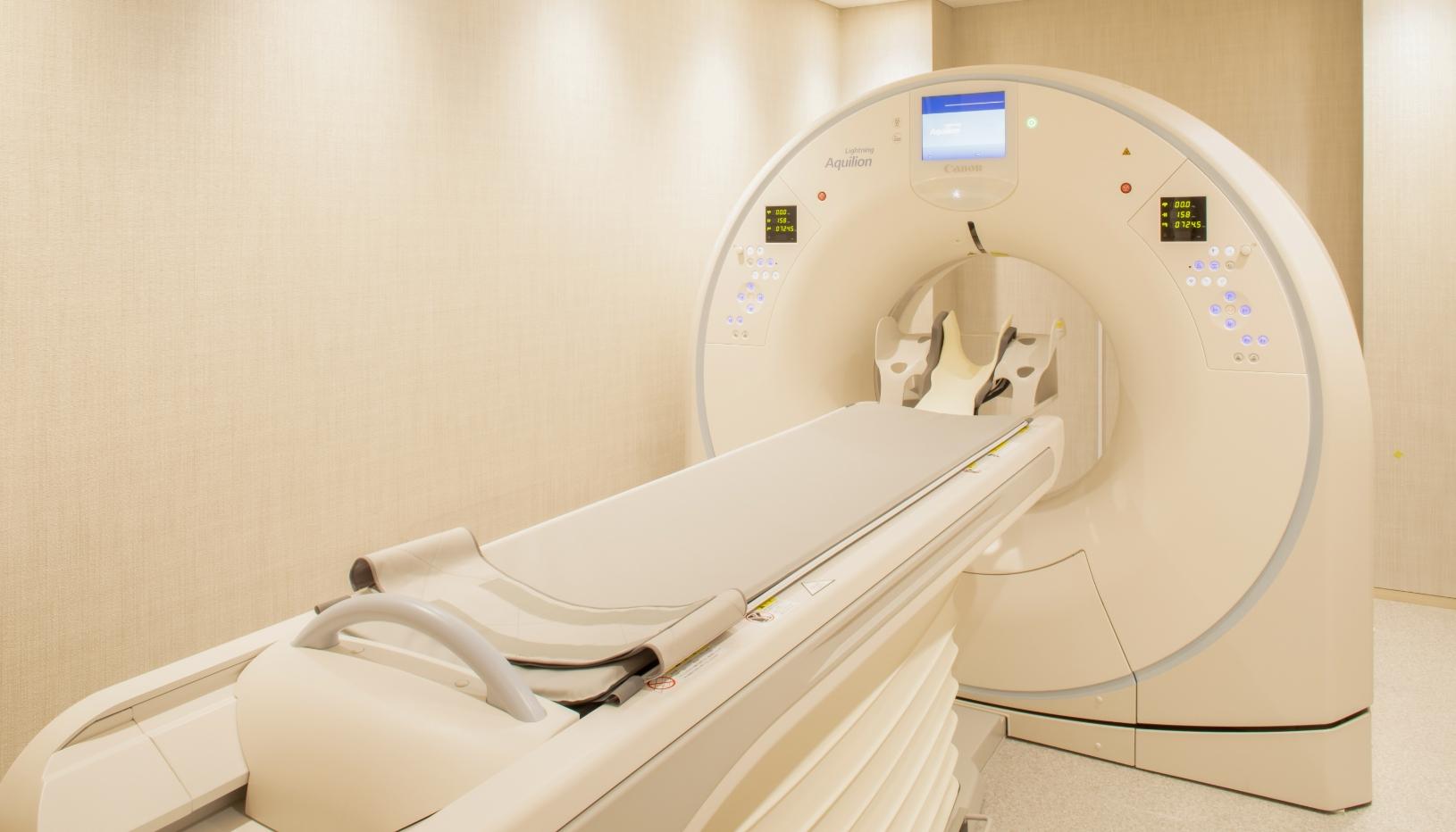 3.MRI・CTの最新機種を導入